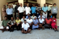 Group photo of the Strategic Planning Workshop
