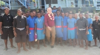 MELANESIAN BROTHERHOOD WELCOME BISHOP OF CHESTER DIOCESE