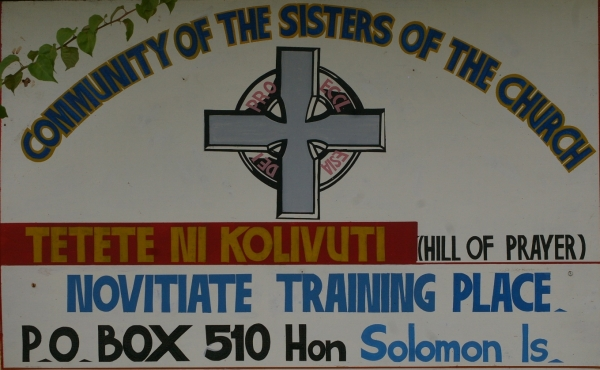Community of the Sisters of the Church